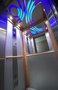 Ascensori Falconi SA - Modernizzazione Impianti Elevator Design, Cloud Drawing, House Elevation, Cabin Design, Cool House Designs, Home Goods, Amazing Houses, Interior, Engineering