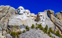 George #Washington, Thomas #Jefferson, Theodore #Roosevelt, and Abraham #Lincoln on #MtRushmore. This sculpture is carved into the a mountain in the Black Hills of Keystone, #SouthDakota.  Four of the most influential people in the #history of the #USA, each with his own unique story and contribution to the #country. A symbol of the #American #potential, #capabilities, #patriotism, and #respect.  #Art #Photography #homedecor #WallArt #inspiration #artforsale
