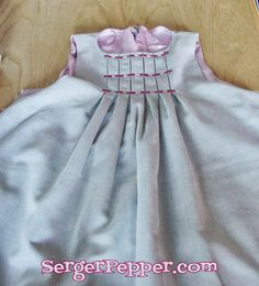 Serger-Pepper-Eriqua-Dress-sewing-free-pattern armhole lined