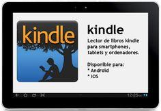 Lector de libros Kindle