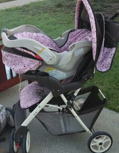 Stroller And Car Seat Combo On Pinterest Travel System