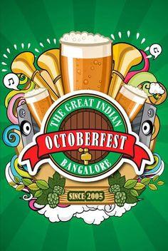 The Great Indian October Fest 2014 - three days of pulsating music and excitement   Music Malt   WHEN? October 17-19, 2014 WHERE? E-Zone Club, 23/24, Near Marathahalli Bridge, KR Puram Ring Road, Chinnapahalli, Marathahalli, Bengaluru, 560037