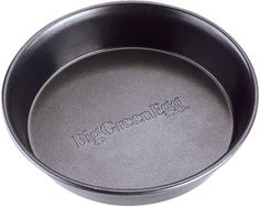 Big Green Egg:  Non-Stick Round Drip Pan. Click to buy!