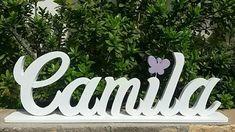 Lindo nombre en MDF para nuestra amiguita Camila en su primer añito! . . . Info. Al direct o a los números  0412-1692080 / 0426-7685852 / 0416-2632429  #nombresenmdf #nombres #maracaibo #camila #mdf #artesanias #decoración #fiestas #deco #party #art