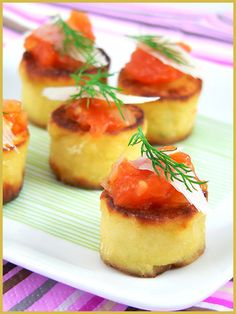 Sautéed Gnocchi with Tarragon Tomato Sauce