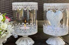 Shabby Chic Shop   Dekofenster Shabby Chic Shop, Chic Antique, Shops, Vintage Stil, Glass Vase, Home Decor, Ornaments, Cottage Chic, Tents