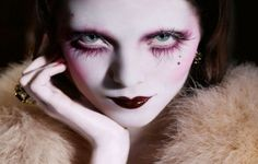 Trucco Halloween: make up da bambola gotica - NanoPress Donna