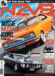 NZV8 Magazine - November 2012