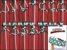 LIZARD BELLY -  blog.swiss-paracord.ch