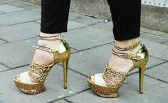 Stilettos - bling ed.