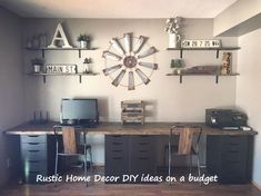 Easy To Do Home DIY Rustic Ideas #rusticdecorideas #rustichomedecor