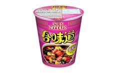 Nissin cup noodles krab
