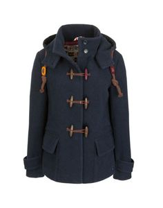 Joules Duffle Coat - ready for weather to have to wear this!