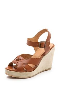 A.P.C. Wedge Sandals