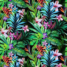 Tropical Fest Scarf