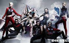 Campaña de Diesel Pre Fall 2014 Campaign por imagen Nick Knight Diesel Pre Fall 2014 002 800x504