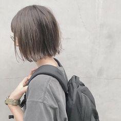 63ベストショートボブのヘアカットとヘアスタイルの女性のための ボブのヘアスタイル #ヘア #ヘアスタイル #ヘアカット #ヘアスタイル #ヘアスタイリスト #髪の色 #美容師 #ヘアゴール #髪型 #ヘアファッション #ヘアケア Haircut Styles For Women, Short Hair Styles, Instagram Asian, Cute Sporty Outfits, Hair Arrange, Bob Hairstyles, Hair Inspiration, My Hair, Blunt Bob