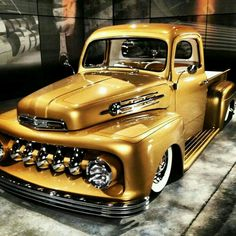 Best old cars and trucks ford Ideas Rat Rods, Custom Trucks, Custom Cars, Old Ford Trucks, Lifted Trucks, Lifted Ford, 4x4 Trucks, Ford 4x4, 1952 Ford Truck