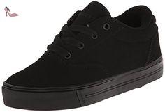 Heelys Launch 2.0 Shoes - Black Nubuck/black - Chaussures heelys (*Partner-Link)