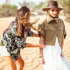 The Olivia Palermo Lookbook : Olivia Palermo For Emirates Woman Magazine March 2015