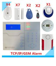 2016 Hot advantage 868Mhz RFID fuction wireless TCP/IP GPRS  GSM Alarm system Smart Home Security Alarm System With App //Price: $US $255.00 & Up to 18% Cashback on Orders. //     #gifts