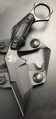 Bawidamann Knife and Blade