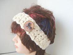 Crochet a headband video.