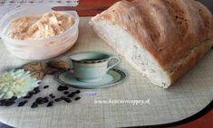 Skvelá bryndzová nátierka – zdravé raňajky i večera. Jednoduché ako facka. - pecivorecept Tiramisu, Banana Bread, Cheese, Desserts, Recipes, Basket, Lasagna, Tailgate Desserts, Deserts