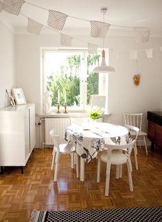 Dining area / UKKONOOA: Synttärit / Birthday Party