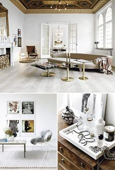 79 Ideas: lighting via Suzy Dallas