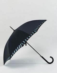 Shop the latest Fulton Bloomsbury 2 Block Stripe Umbrella trends with ASOS! Free delivery and returns (Ts&Cs apply), order today! Her Majesty The Queen, Heritage Brands, Rain Wear, Bloomsbury, Fulton, Stripes Design, Asos, Fashion Design, Black