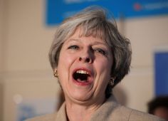 May Strikes Back: Demands Brussels Pay A British Brexit Bill