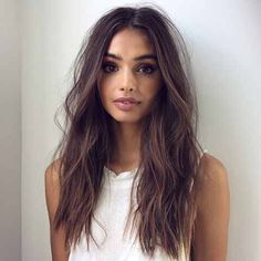45 Cute Light Brown Hair Colors – Stay in Harmony with Nature Light Brown Hair, Dark Hair, Brown Wavy Hair, Medium Wavy Hair, Natural Brown Hair, Dark Brown, Long Hair Cuts Wavy, Long Fine Hair, Hair Color For Dark Skin