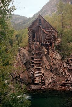 Crystal Mill, near Aspen