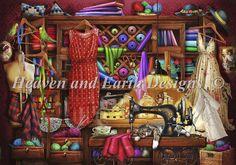 Ye Olde Craft Room Max Color [MARCHETTIMC20217]