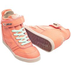 Jade High Top Women's Coral, $99.95, by The People's Movement !!