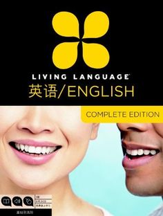 Living Language English for Chinese Speakers, Complete Edition: Beginner through advanced course, including coursebooks, audio CDs, and online learning by Living Language. $34.99. Publisher: Living Language; Pap/Com Bl edition (October 30, 2012). Series - Complete
