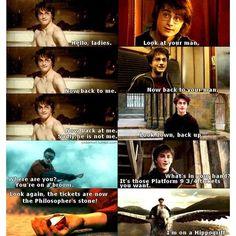 Harry potter Old Spice