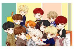 Lai Guanlin, Produce 101 Season 2, Ha Sungwoon, Happy Pills, First Art, Kpop Fanart, Big Love, 3 In One, Boy Groups