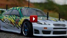 Redcat Racing Lightning STR Nitro RC On Road Car Video Image