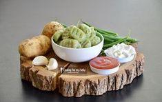 Aujourd'hui nous allons réaliser une recette de gnocchis. Mais pas de gnocchis originaux à base de pomme de terre seulement… Recette de gnocchis de haricots verts pour les enfants ! J'ai décidé d'intégrer à ma recette de gnocchis des haricots…