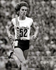 Abigail Hoffman Track and Field Athlete Played hockey at the age of 9 which was a male-dominated sport Toronto Olympic Club, winning her first national championship in the 880 yard (806 m) race at the age of 15 Competed nationally from 1962 - 1976 in 4 Olympics, 4 Pan-American Games(2 gold medals) and 2 Commonwealth Games(1 gold) Fought for athletes rights and for the advancement of women in sport