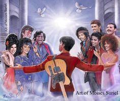 Prince Art 🖌 - Heaven Knows Michael Jackson Memes, Michael Jackson Kunst, Freddie Mercury, Rock Y Metal, Prince Images, Black Art Pictures, Prince Purple Rain, Black Love Art, Roger Nelson