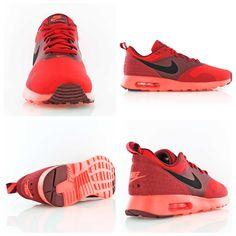 buy popular 8b19d ce167 Nike Air Max Tavas red