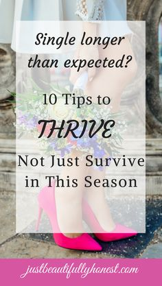 Alone and wanting to date when being single feels hard fully single longer than expected 10 tips to thrive not just survive single girl inspiration ccuart Images