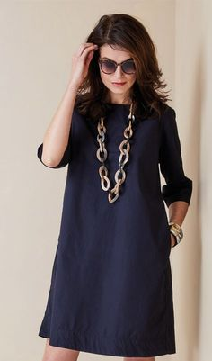 Professional Summer Work Attires To Wear To Office - Work Outfits Women 60 Fashion, Fashion Dresses, Womens Fashion, Fashion Trends, Cheap Fashion, Cute Dresses, Casual Dresses, Work Attire, Mode Inspiration