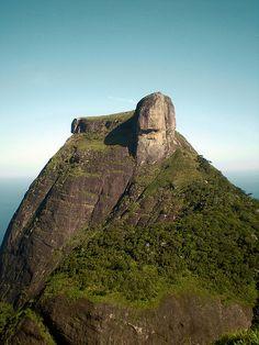 Pedra da Gávea, Rio de Janeiro - Brasil_Brasil #brazil#travel#riodejaneiro
