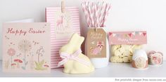 easter printables from mooo