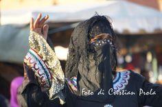 Women at Jāmi el-Fnā