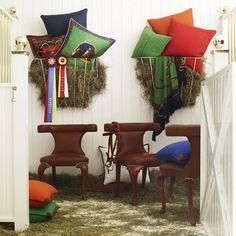 Equestrian Decor Ralph Lauren Home
